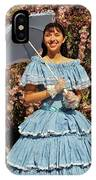 Young Southern Belle IPhone Case