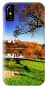 Young Trees IPhone Case