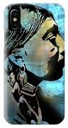 Young Wishram Woman IPhone Case