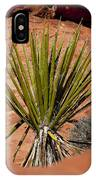 Yucca Beauty IPhone Case