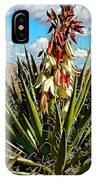 Yucca Bloom IPhone Case