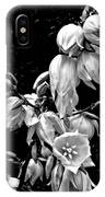 Yucca Blossoms IPhone Case