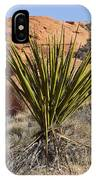 Yucca Four IPhone Case