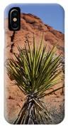 Yucca IPhone Case