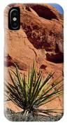 Yucca Three IPhone Case