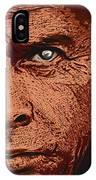 Yul Brynner IPhone Case by Antonio Romero