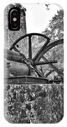 Yulee Sugar Mill Ruins Hrd IPhone Case