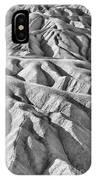 Zabriske Point Death Valley  Bw6398 IPhone Case