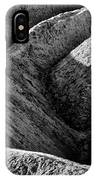 Zabriskie Point Badlands - Death Valley IPhone Case