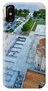 Zadar Forum Square Ancient Architecture Aerial View IPhone Case
