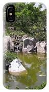 Zen Garden 3 IPhone Case