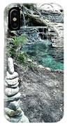 Zen Water Italy IPhone Case