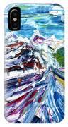 Zermatt Or Cervinia IPhone Case