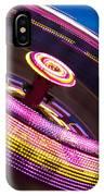 Zero Gravity Spin IPhone Case