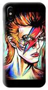 Ziggy Stardust IPhone X Case