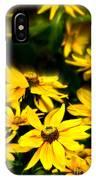 Zinnia Flower IPhone Case