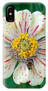 Zinnia Guest IPhone Case