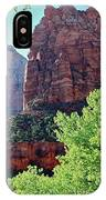 Zion Canyon Red Cliffs IPhone Case
