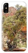 Zion Hike 1 View 1 IPhone Case