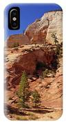 Zion Np Panorama IPhone Case