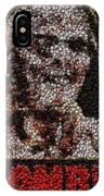 Zombie Bottle Cap Mosaic IPhone Case