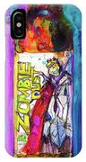 Zombie Dust By 3 Floyds Brewing Co.  IPhone Case