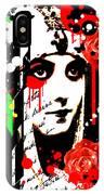 Zombie Queen Roses IPhone Case