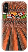 Zoned IPhone Case
