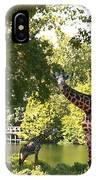 Zoo Landscape IPhone Case