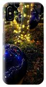 Zoo Lights Ornaments IPhone Case