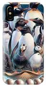 Zoofari Poster 2004 The Penguins IPhone Case