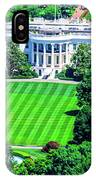 Zoomed In Photo Of The White House IPhone Case