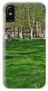 Zrinski Park IPhone Case