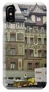 Zurich Switzerland IPhone Case