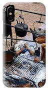 Cooking In The 1800s  IPhone Case