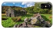 Cottage Ruin Snowdonia IPhone X Case
