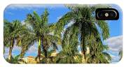 Glorious Palms IPhone X Case