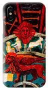 Lion Of St. Mark IPhone Case