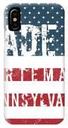 Made In Artemas, Pennsylvania IPhone Case
