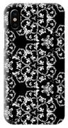 Ornate Pattern Drawing IPhone Case