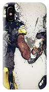Pittsburgh Steelers.le'veon Bell And Antonio Brown IPhone Case