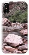 Salt River Canyon Arizona IPhone Case