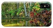 Tropical Corner IPhone X Case