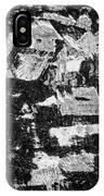 Untitled Ix Bw IPhone Case by David Gordon