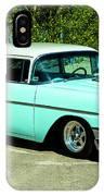 1956 Chevrolet Custom Model 2010  IPhone Case