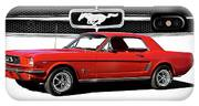 1965 Mustang 289 Coupe IPhone Case