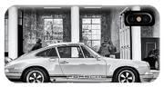 1972 Porsche 911 Monochrome IPhone Case