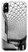 British Museum IPhone Case by Adrian Evans
