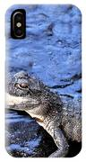 Little Gator IPhone Case