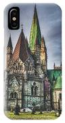 Nidaros Cathedral IPhone Case
